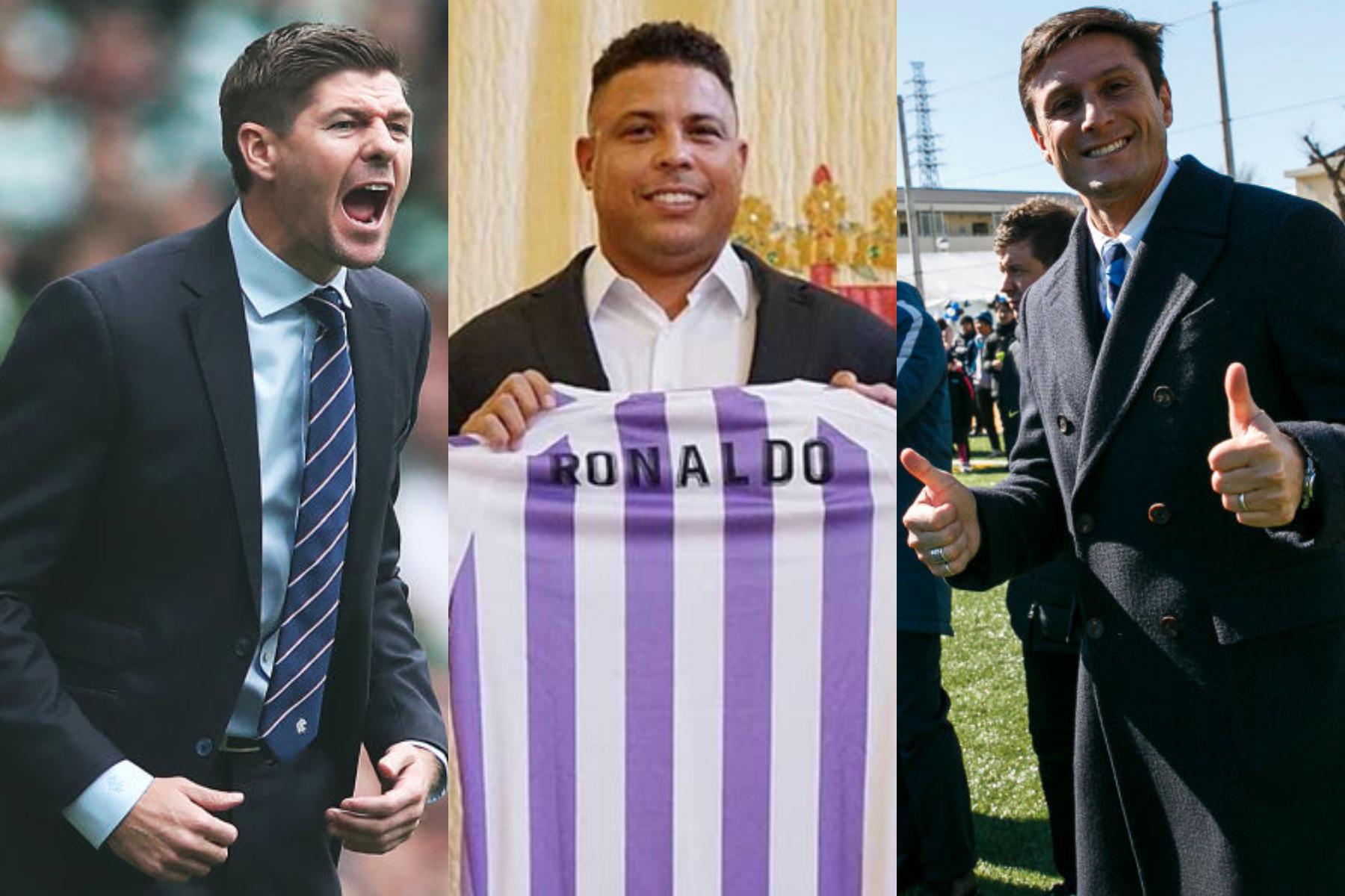 La pasión sigue: la vida en el fútbol de cracks mundiales del siglo XXI tras su retiro