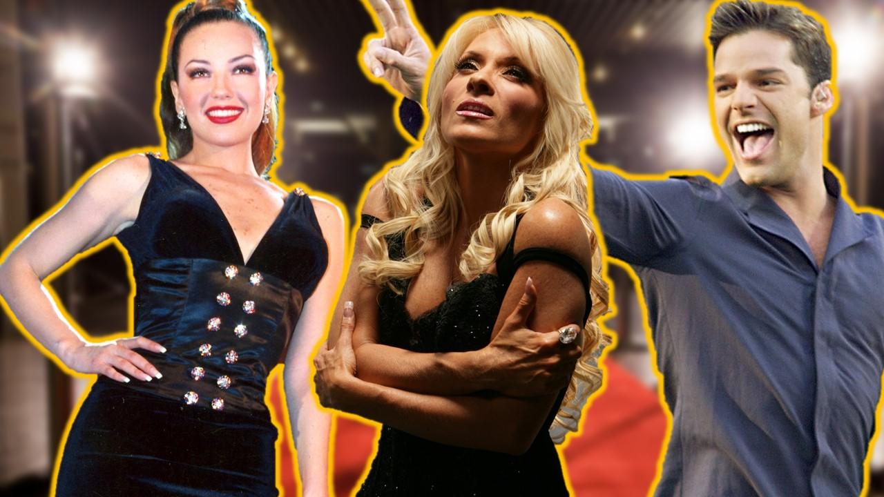 Ricky Martin, Thalía y hasta Angélica Rivera, estos famosos han ganado el premio TVyNovelas