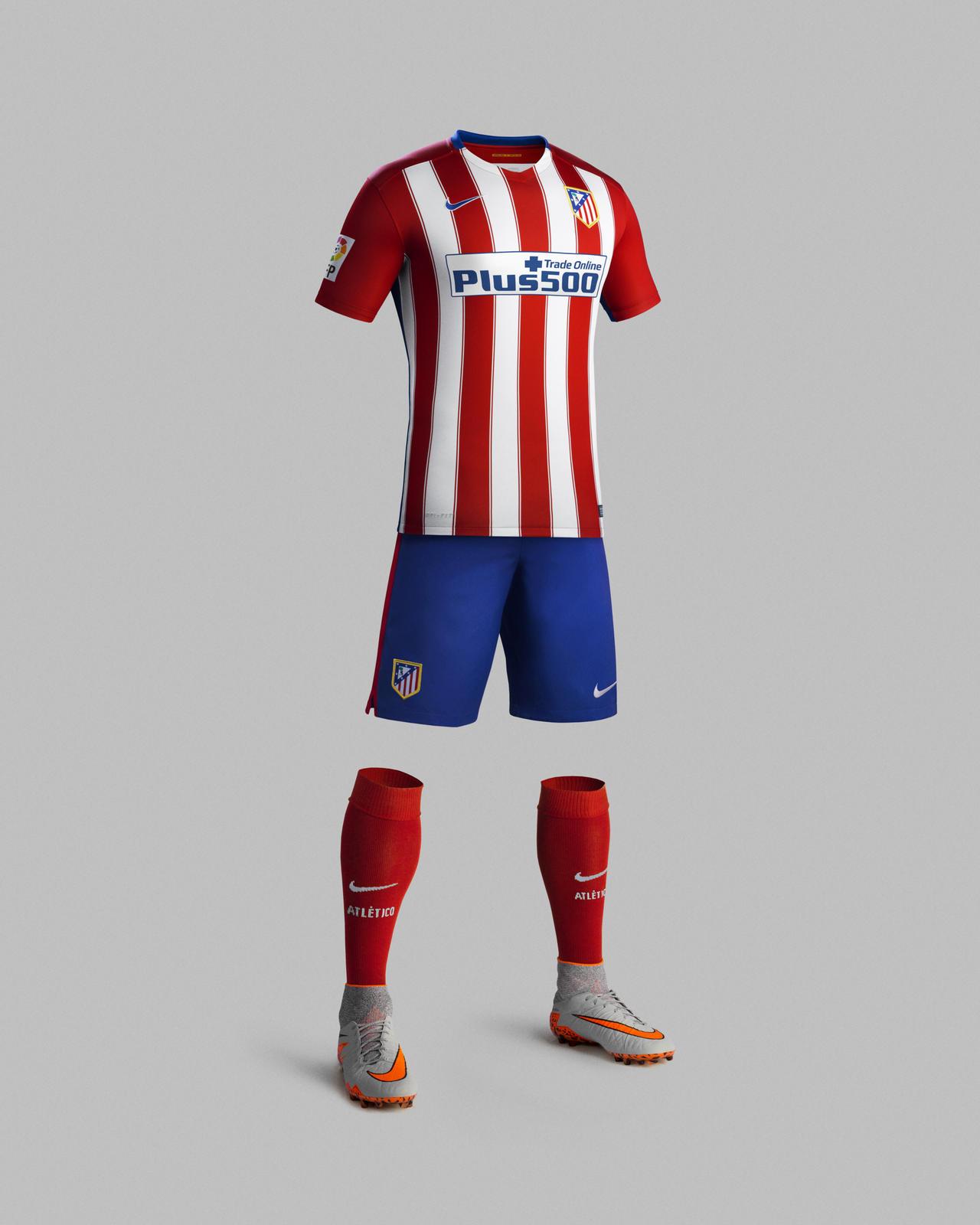 Conoce el nuevo uniforme del Atlético de Madrid y del Mónaco ... aa79c8a1d62ef