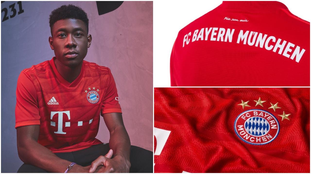 El rojo como protagonista: Bayern ya tiene nueva playera para estrenar