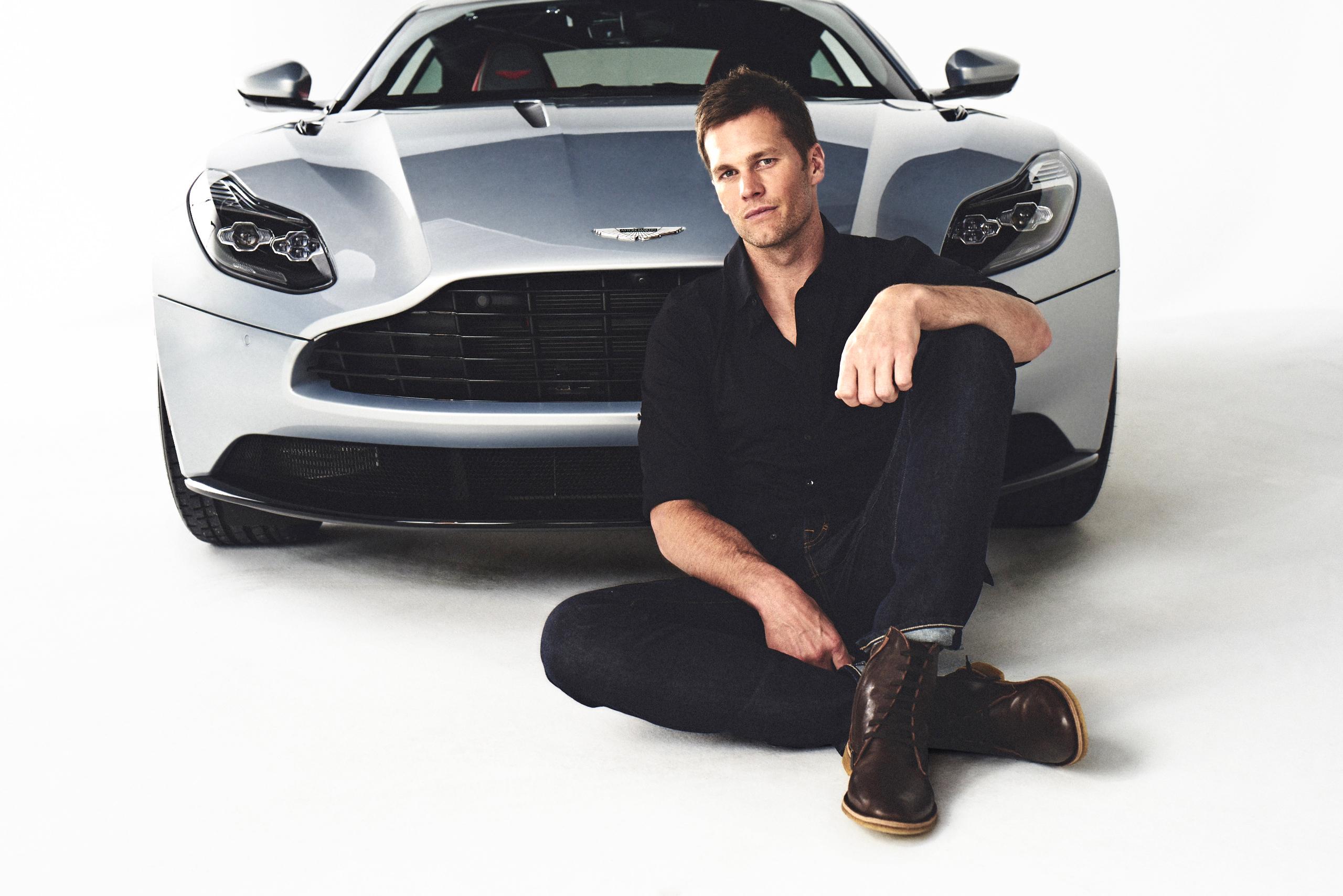 Tom Brady: su fructífera y amorosa relación con los carros