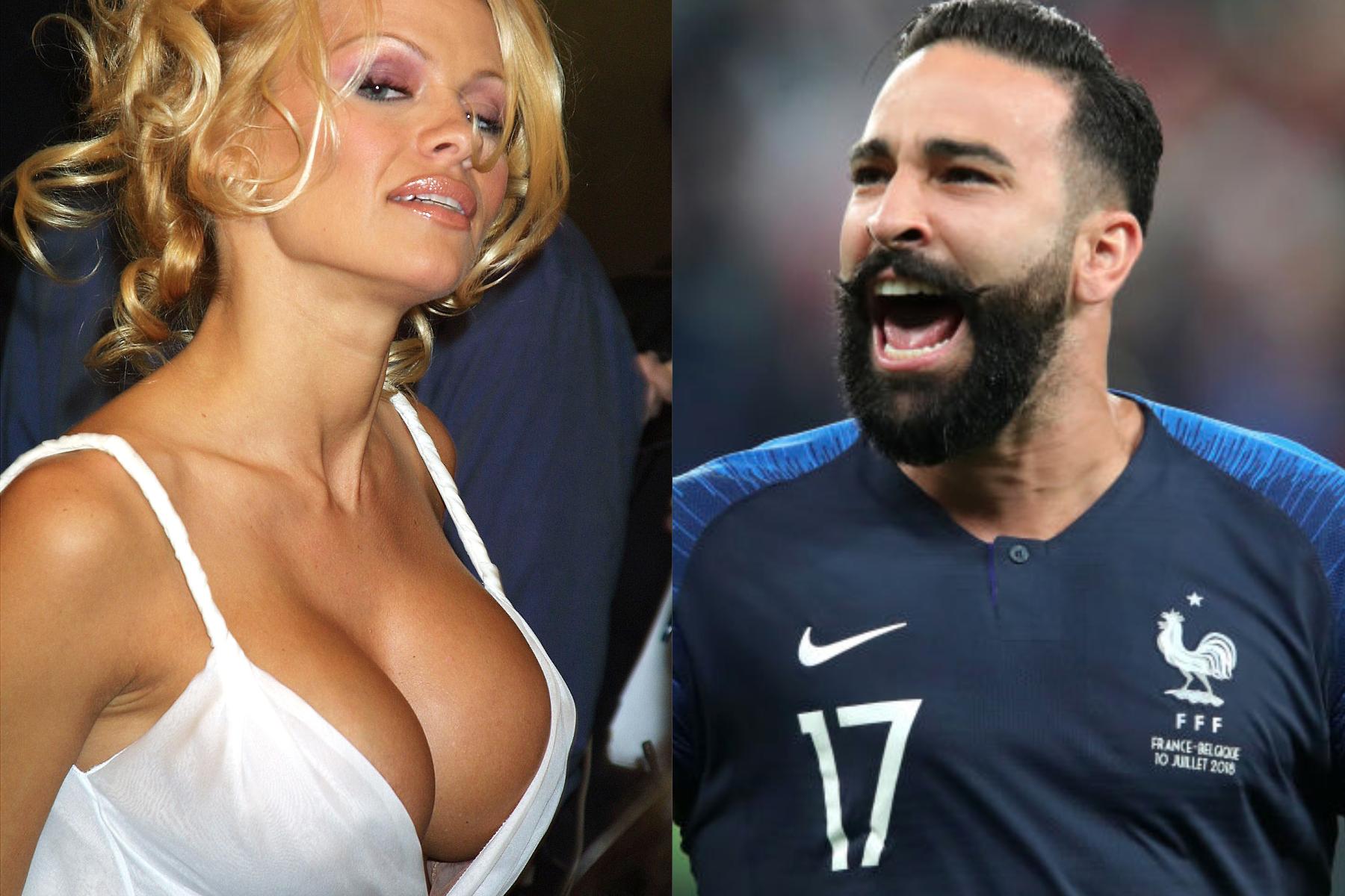 La fantasía de Pamela Anderson con un crack que podría extrañar la UEFA Nations League