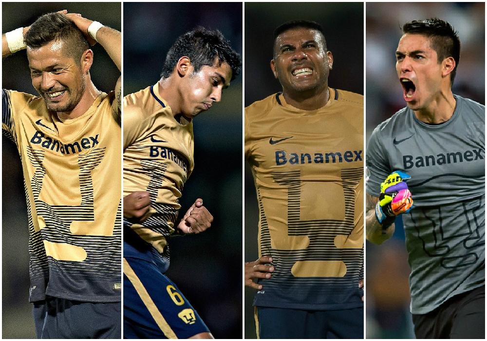 Los condenados por el buen paso de Pumas, jugadores que eran titulares y ahora comen banca