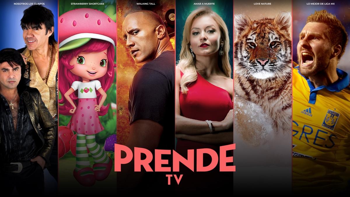 Llega PrendeTV, el streaming de primera que te mereces | PrendeTV | Prende  TV - Blog Section | Univision
