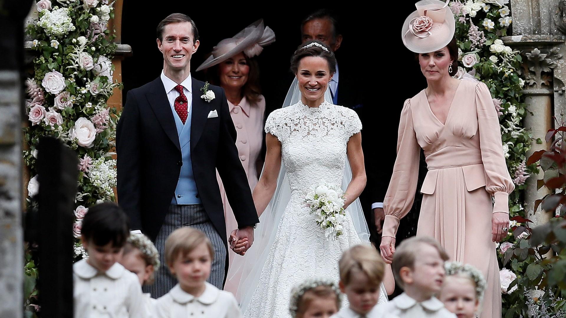 Vestido de la boda de kate middleton