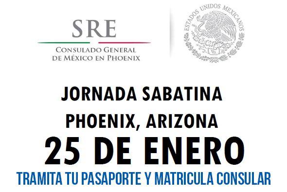 TRAMITA TU PASAPORTE MEXICANO YA!   Univision Phoenix KTVW