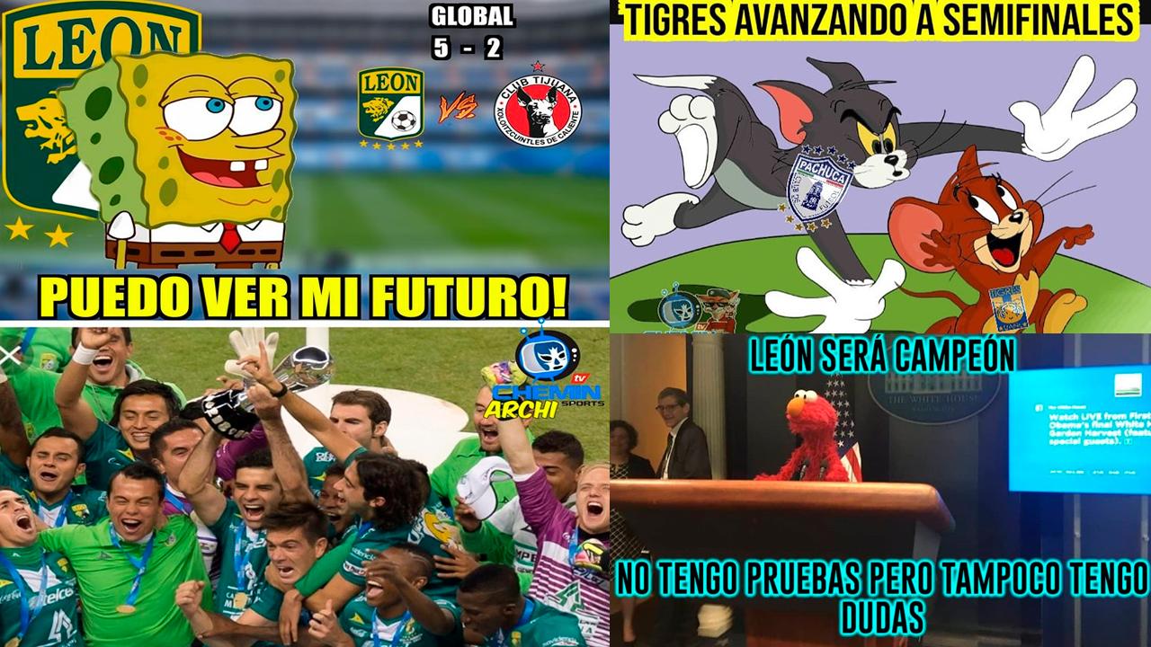 León será el campeón del Clausura 2019... según los memes