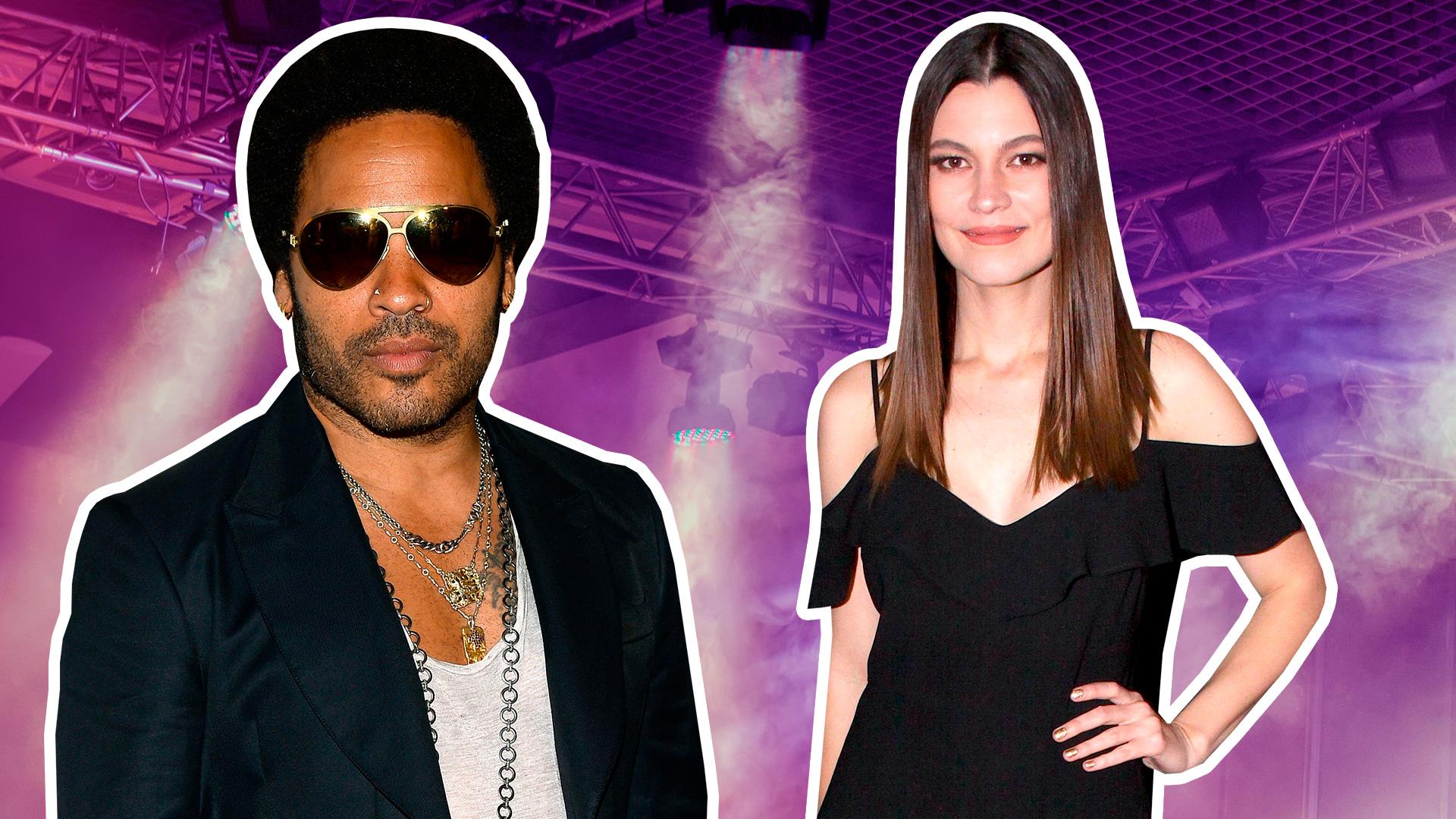 Esta es la razón por la que Natália Subtil no puede hablar de su romance con Lenny Kravitz