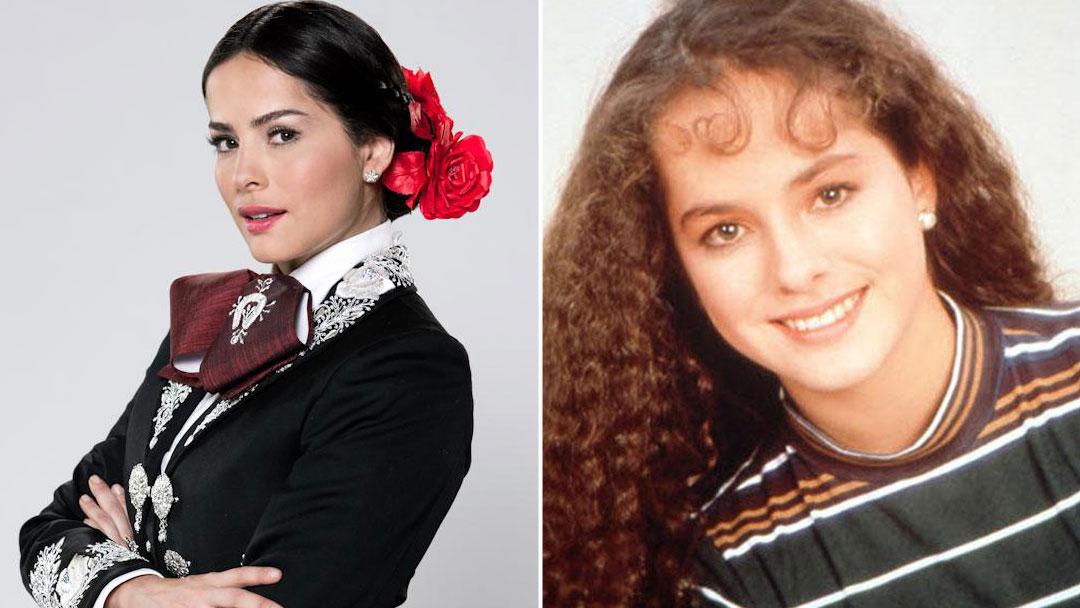 Danna García llega a los 40 y así ha sido su paso por el mundo de las telenovelas
