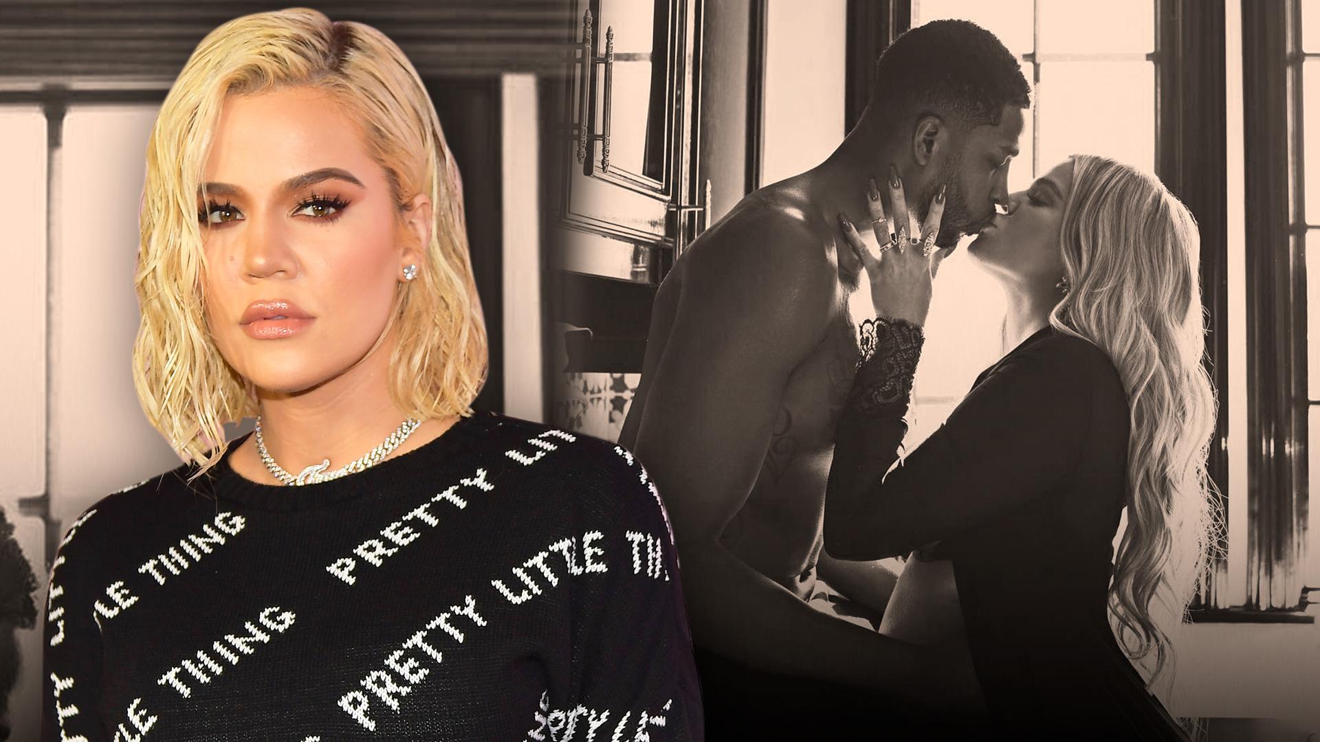 """Con un rotundo """"sí"""" Khloé Kardashian no descarta volver al altar (pero aún no por una pequeña e importante razón)"""