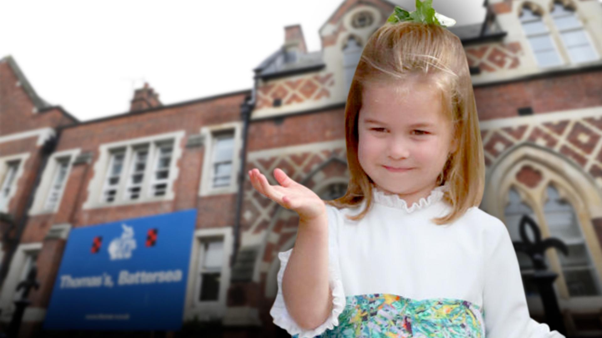 El Palacio de Kensington revela el nuevo colegio al que asistirá la princesa Charlotte