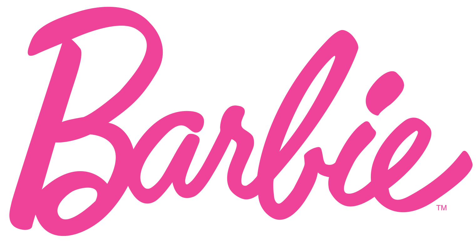 Barbie Sponsor logo