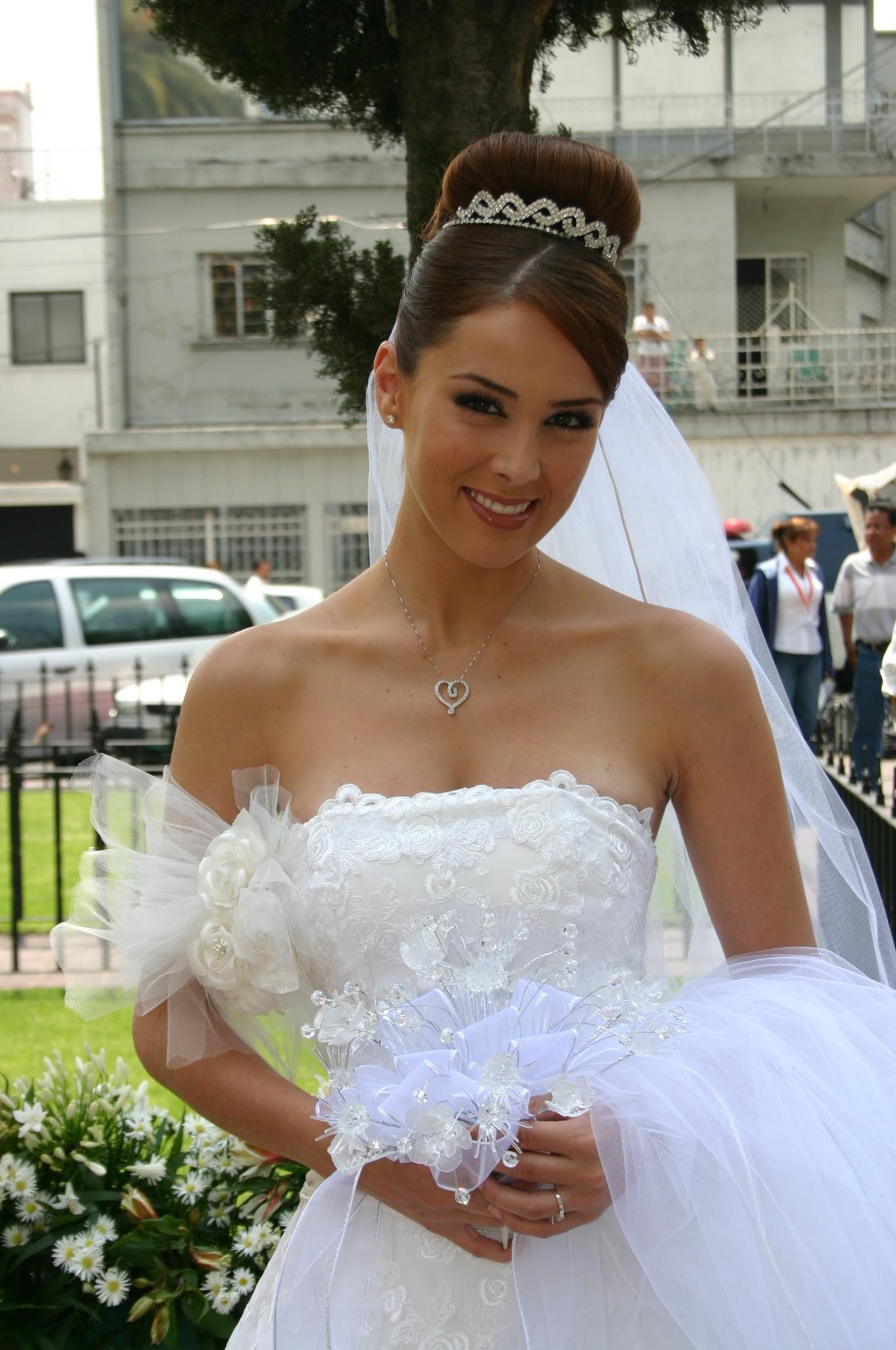Los mejores vestidos de novia de las telenovelas