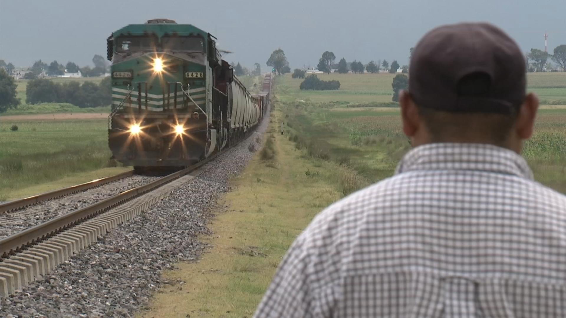 De 'La Bestia' a 'El Diablo': la nueva ruta de tren que usan los ...