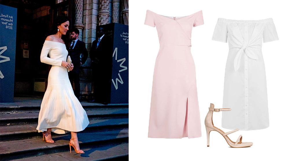 Cómo copiar los looks de Kate Middleton con un presupuesto no monárquico