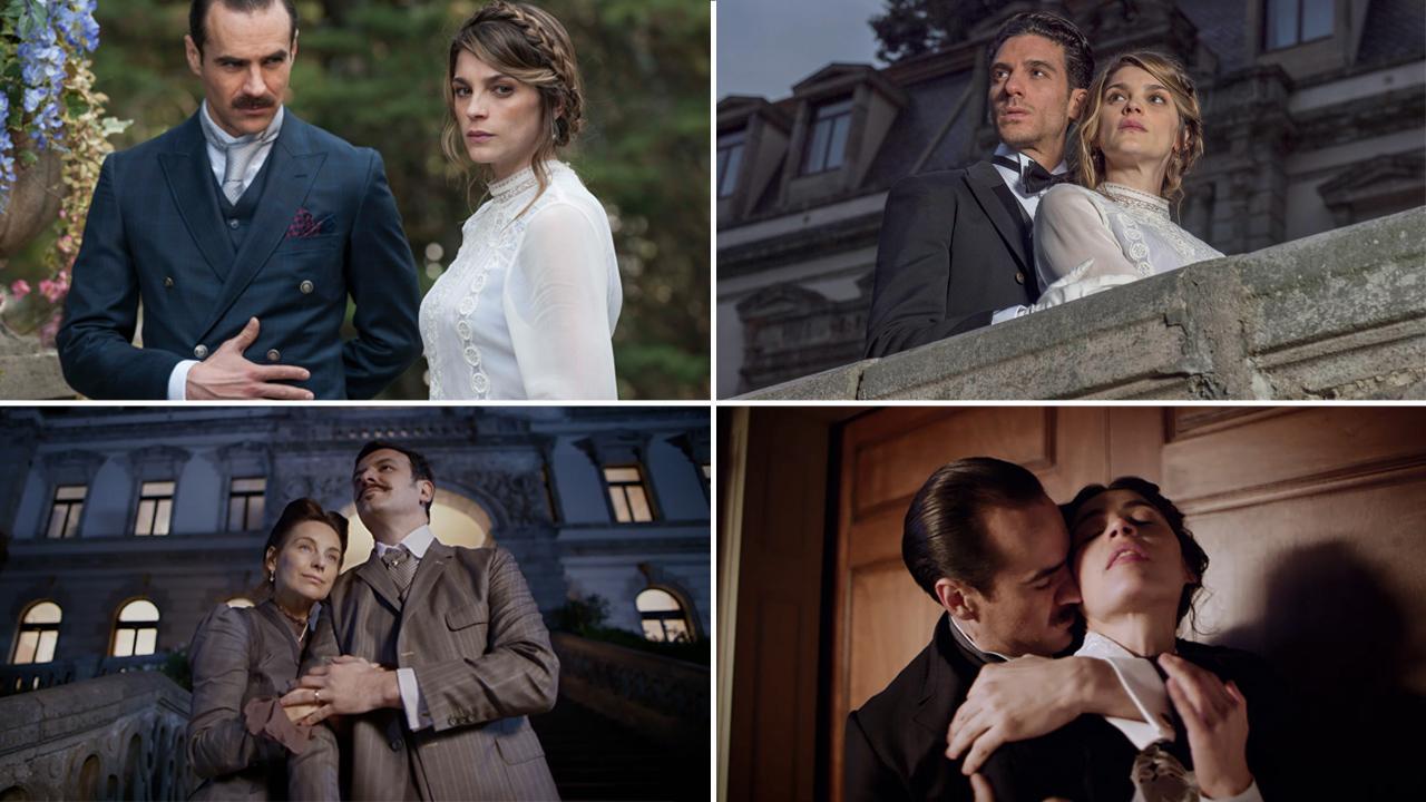 Las parejas que sorprendieron en 'El Hotel de los Secretos'