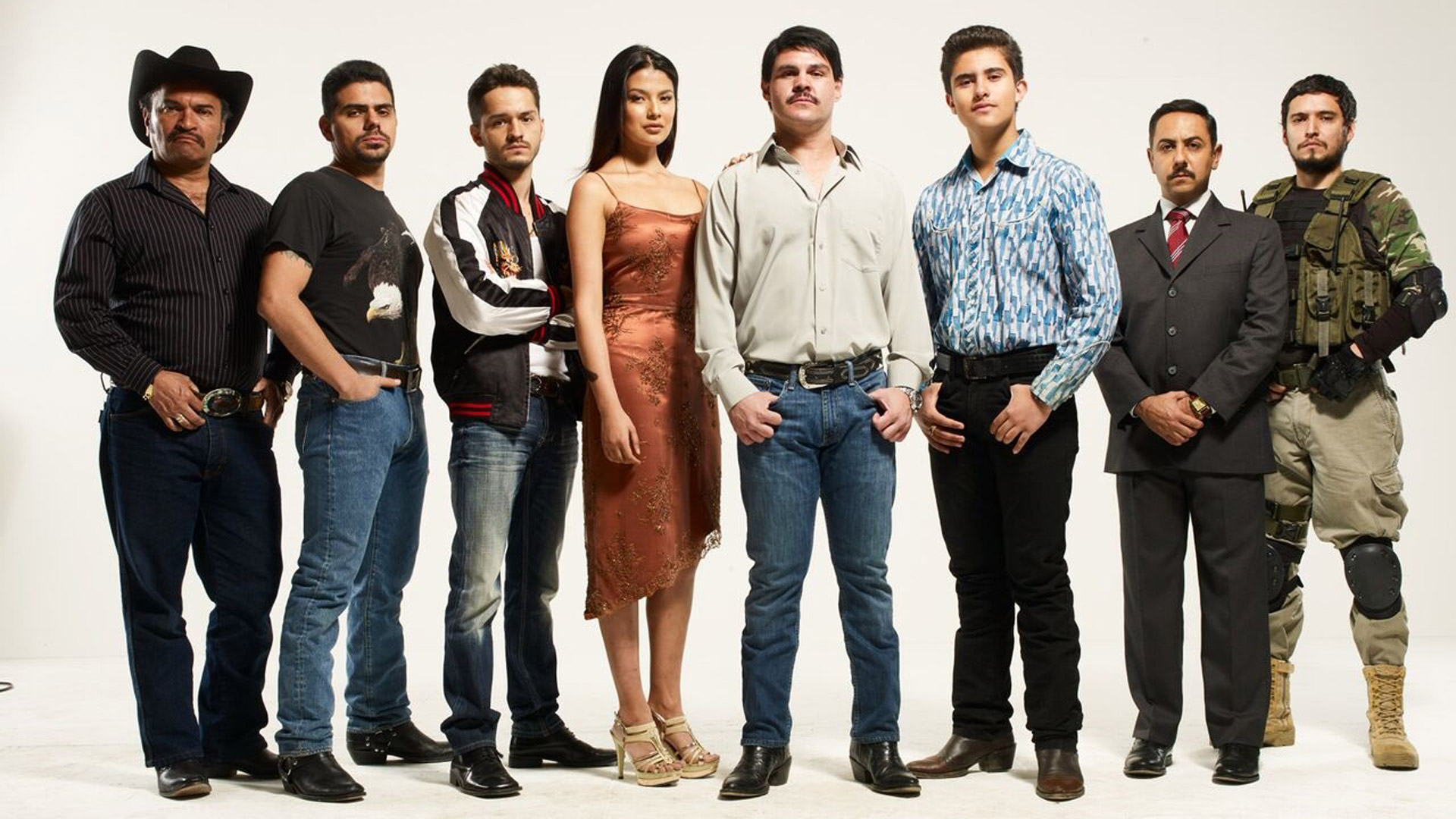 Meet the characters of season 2 of 'El Chapo'