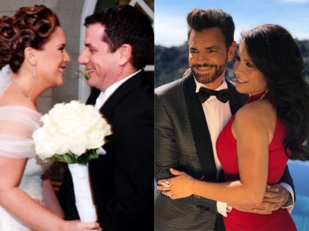 Famosos que siguen felizmente casados