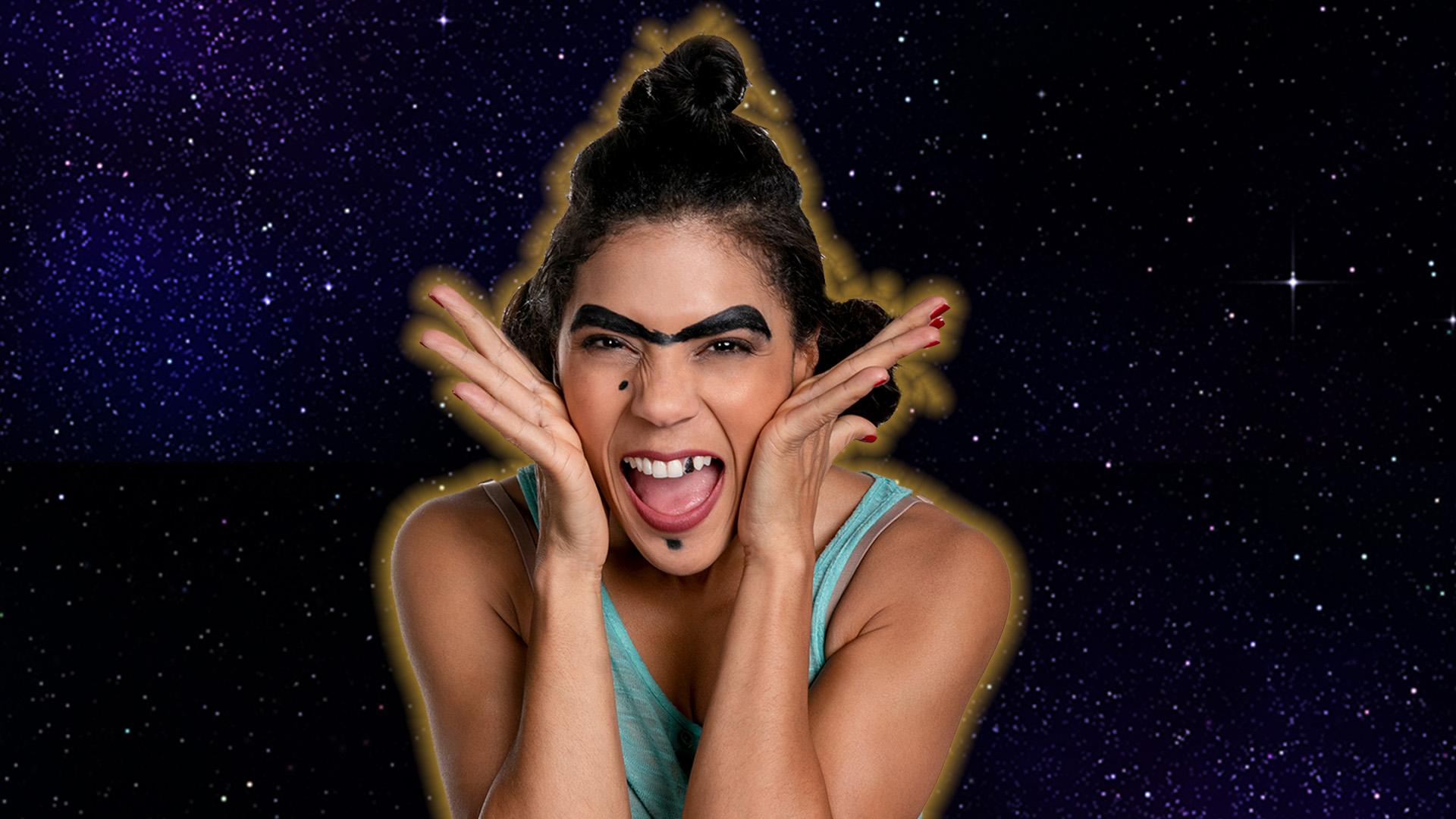 Mela La Melaza, puro humor a la Dominicana