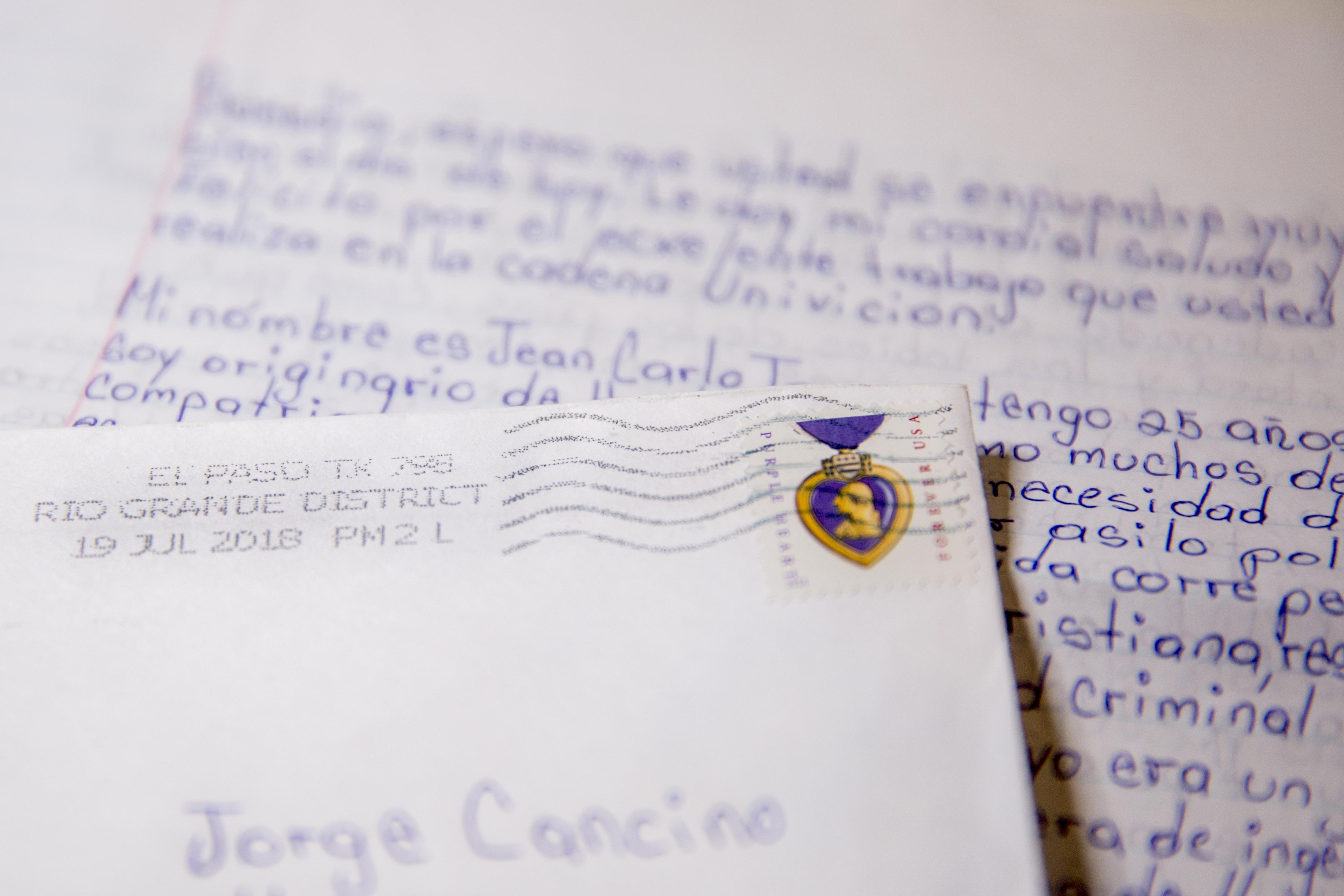 Una Carta A Puño Y Letra Describe El Dramático Relato De Un