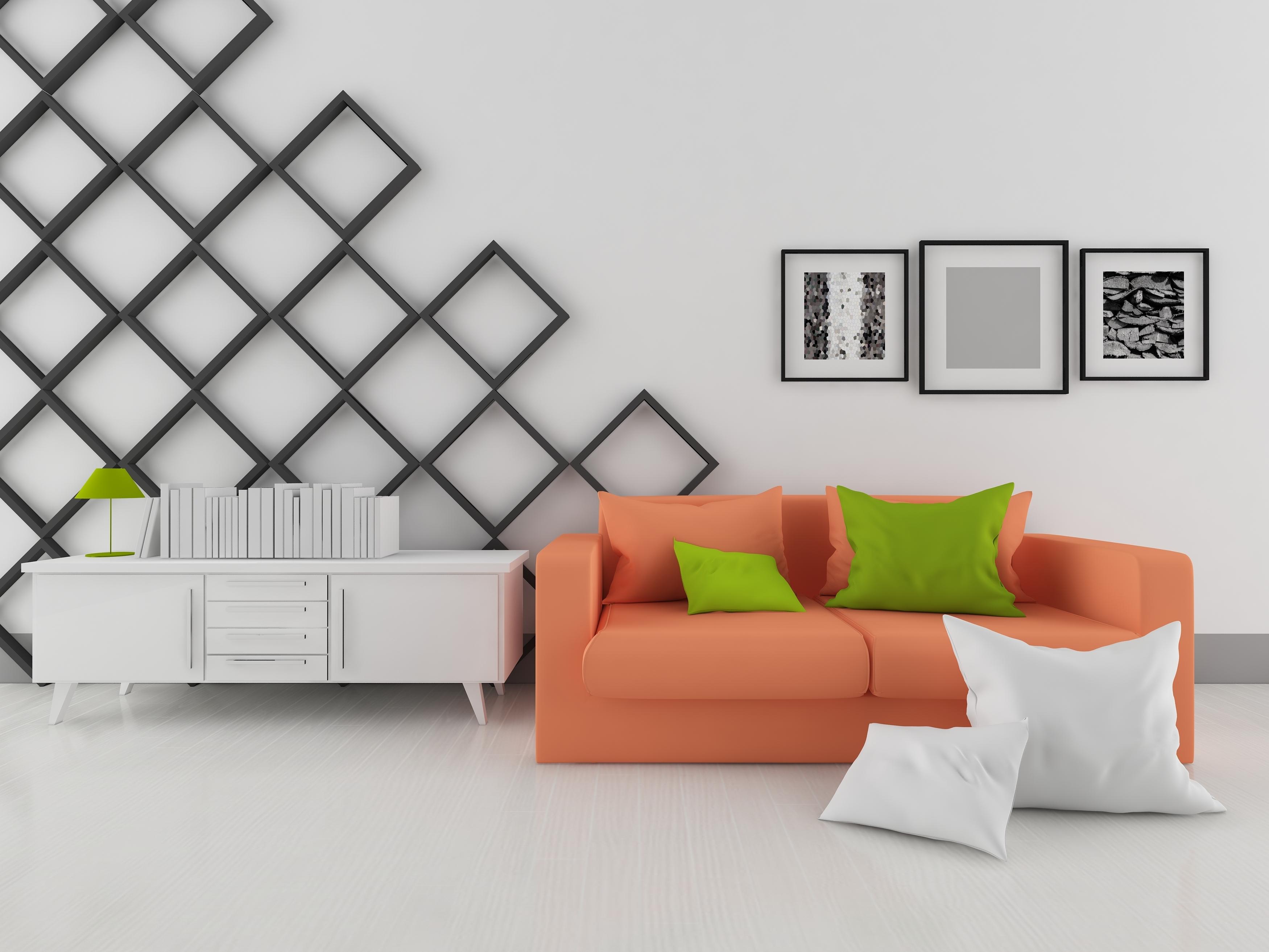 Ideas Para Dar Vida A Las Habitaciones Con Paredes Blancas