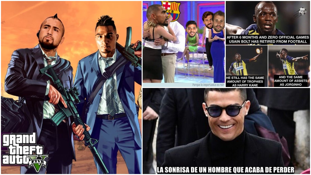 Memelogía | Boateng, Bolt y Cristiano son los protagonistas de las mejores burlas en las redes sociales