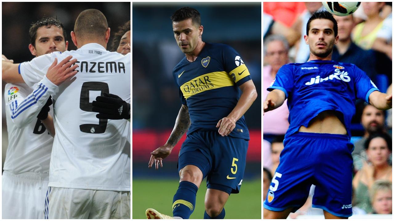 Los últimos sorbos de Bernabéu que probó Fernando Gago antes de volver a Argentina