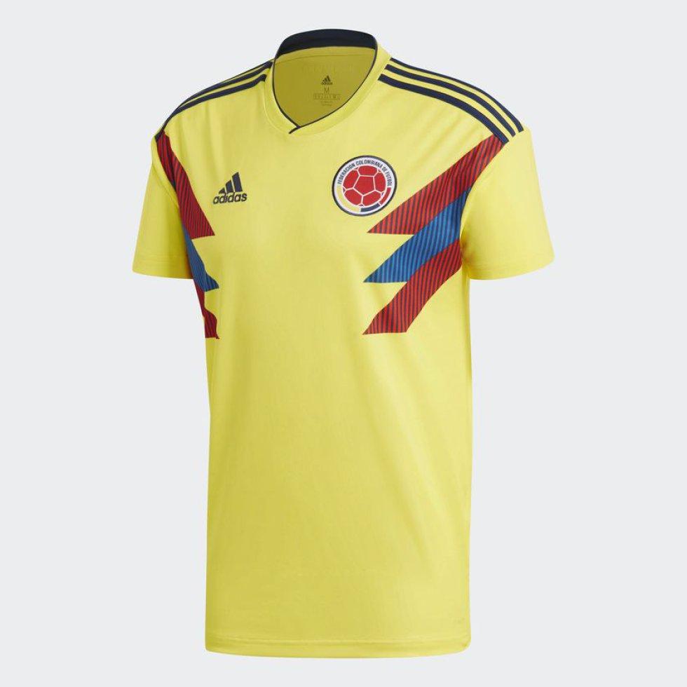 Estos son los jerseys que se verán en el Mundial de Rusia 2018 ... 1f52942d7a6f5