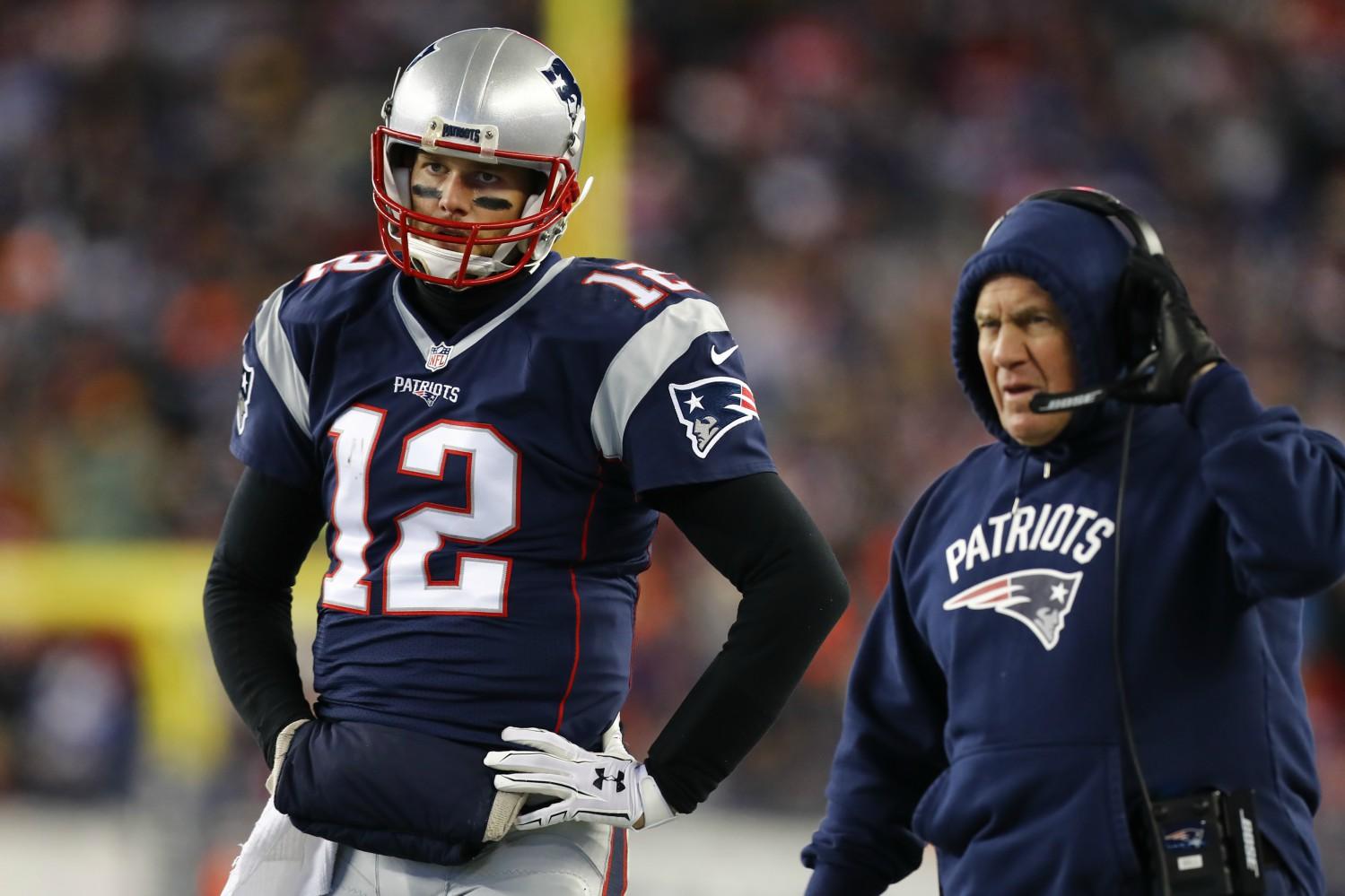 Los New England Patriots  ¿el equipo de moda de los millennials ... d442f076c38