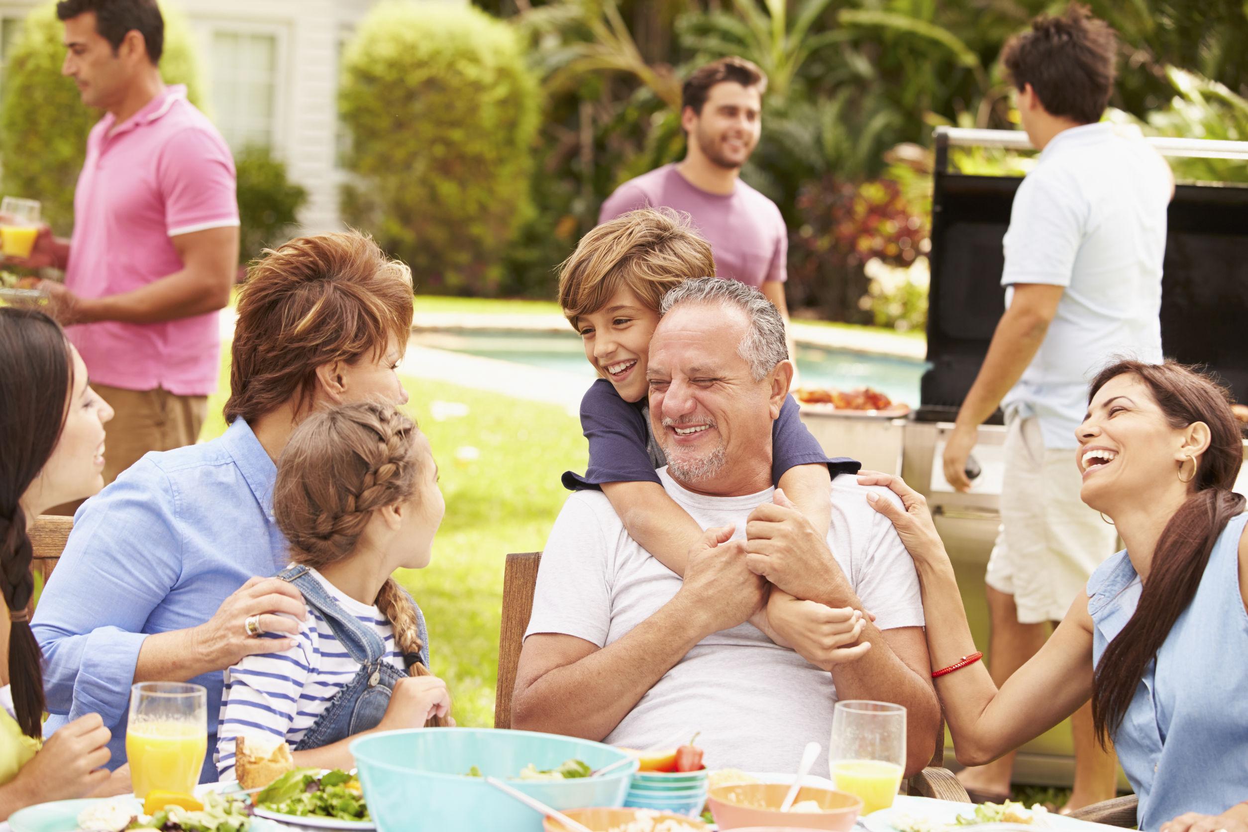Como Organizar Una Reunión Familiar Shows Despierta América