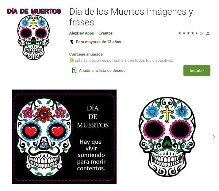 5 Aplicaciones Para Celebrar El Día De Los Muertos 2019