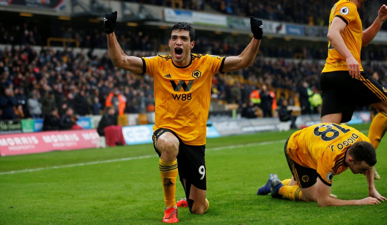 En fotos: con asistencia de Raúl Jiménez, Wolverhampton venció a Leicester en duelo cardiaco