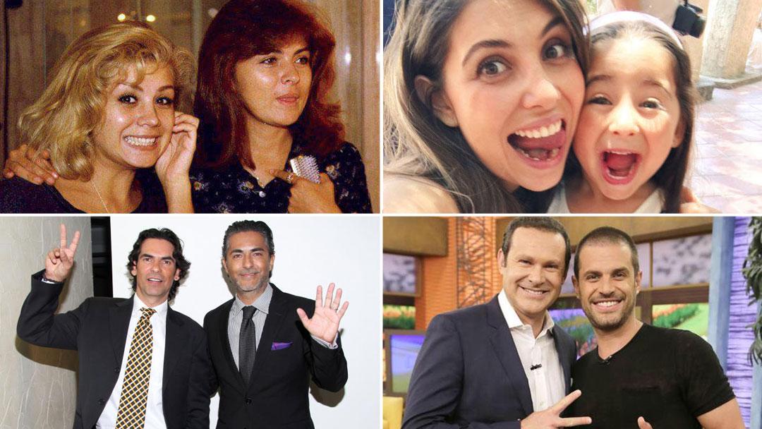 Estos actores de telenovela comparten el mismo ADN y el talento