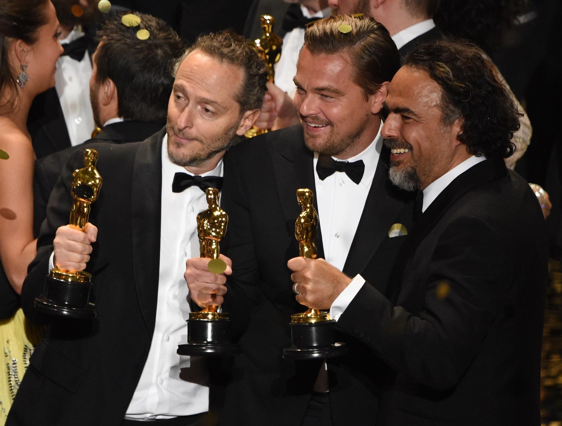 Lista completa de latinos que han ganado un premio Oscar