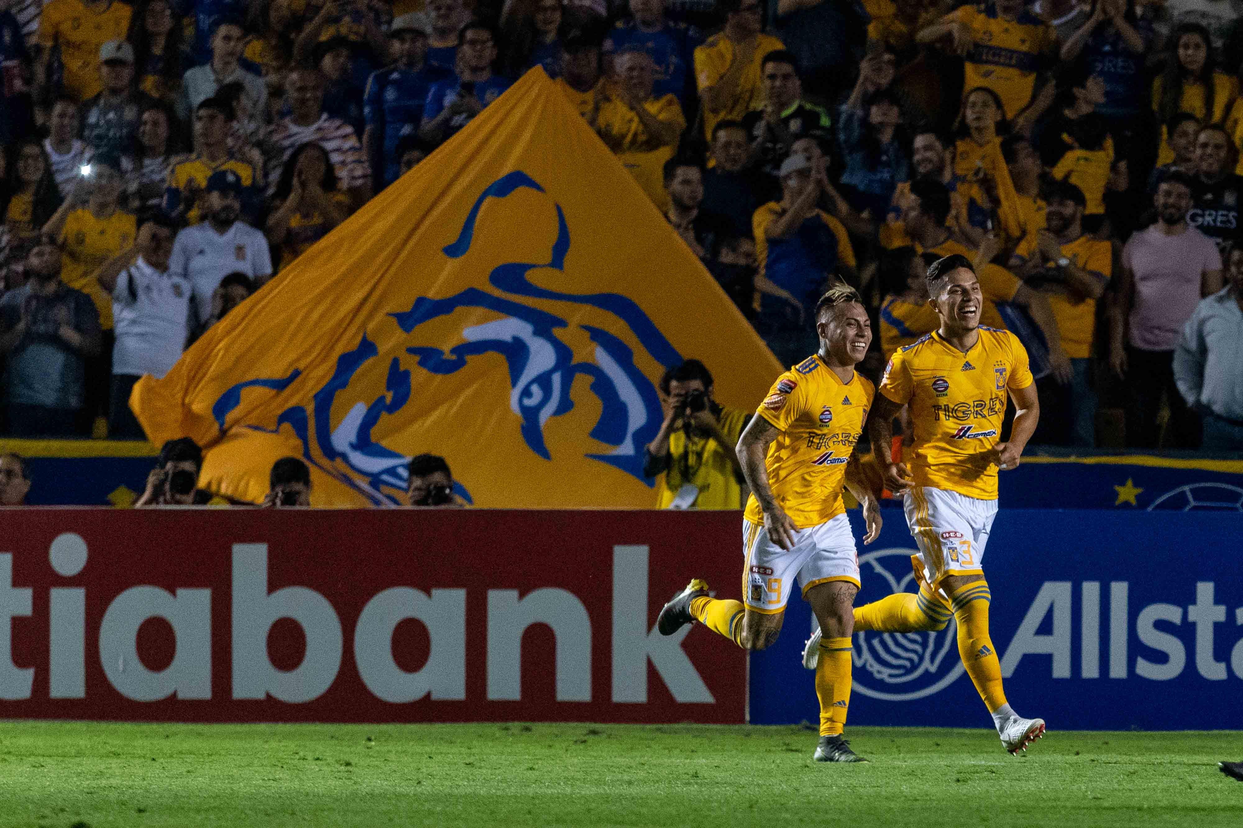 En fotos: Con gol de Carlos Salcedo los Tigres vencen a Houston Dynamo y van a Semis de la Liga Campeones