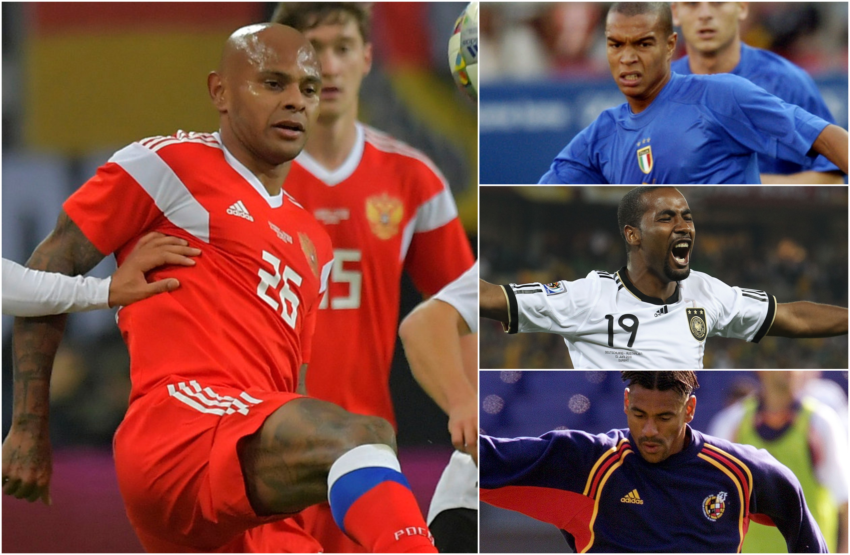 Ari con Rusia y otros jugadores negros que rompieron la barrera racial en países europeos