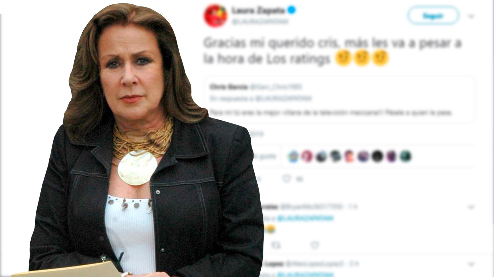 """""""Les va a pesar a la hora de los ratings"""": Laura Zapata no tiene buen pronóstico para la nueva 'Cuna de lobos'"""
