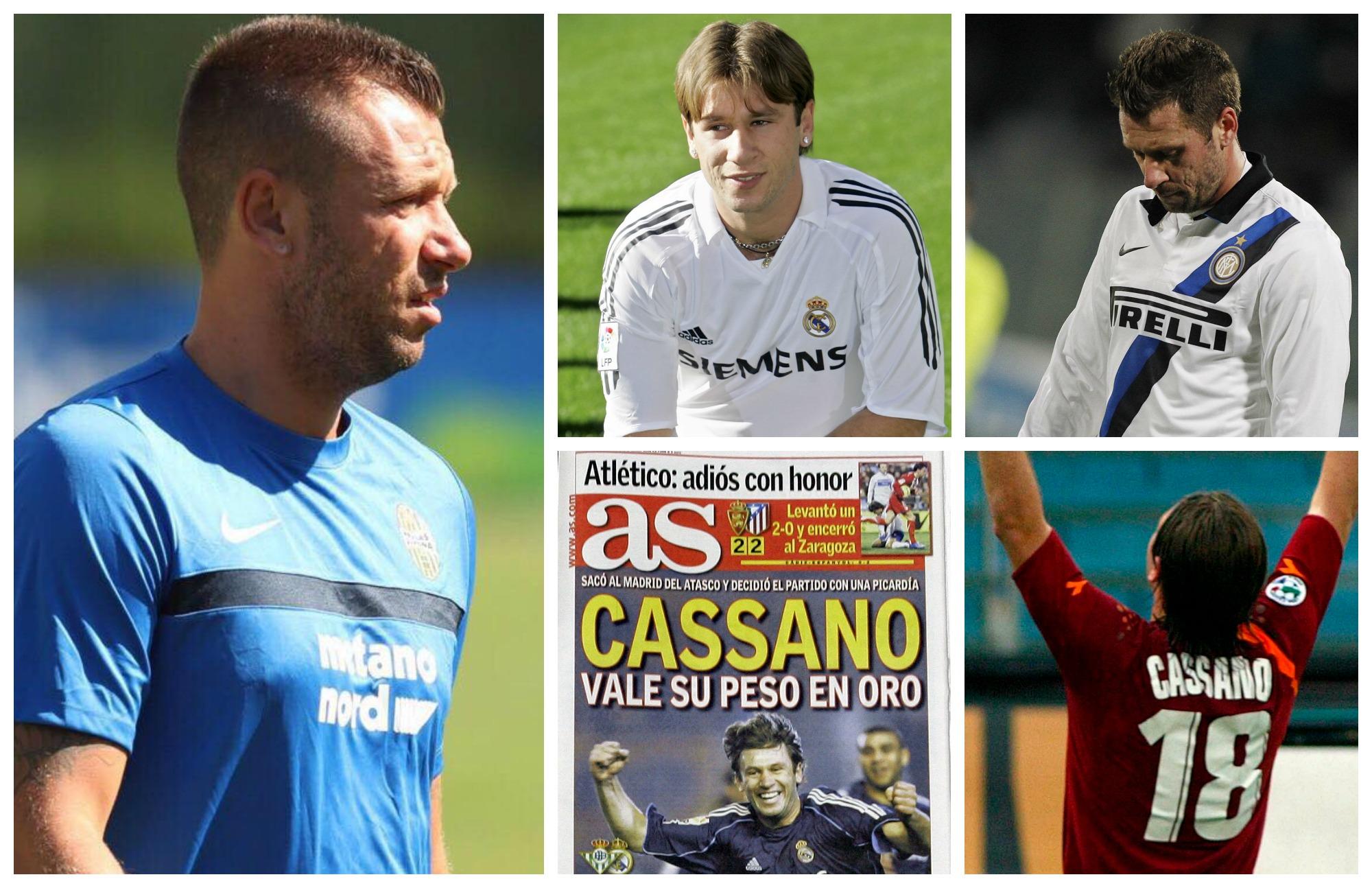 'FantAntonio' Cassano se retira; la promesa italiana que se extravió en la fiesta