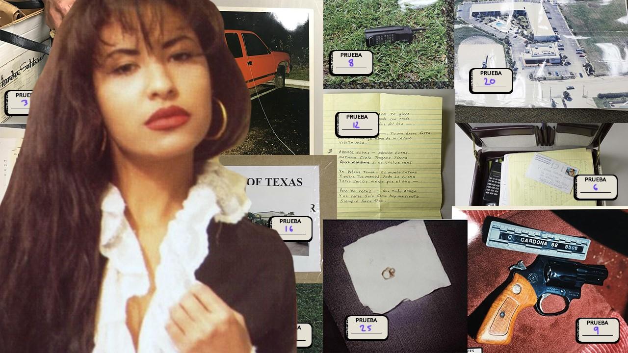 La Muerte De Selena Quintanilla Las Fotos Del Crimen Del Informe Policial Famosos Univision