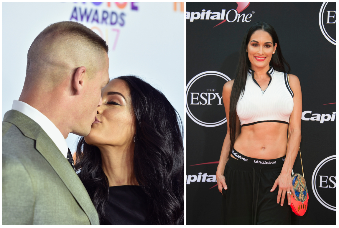 Nikki Bella, la sensual luchadora con la que John Cena terminó una relación de seis años