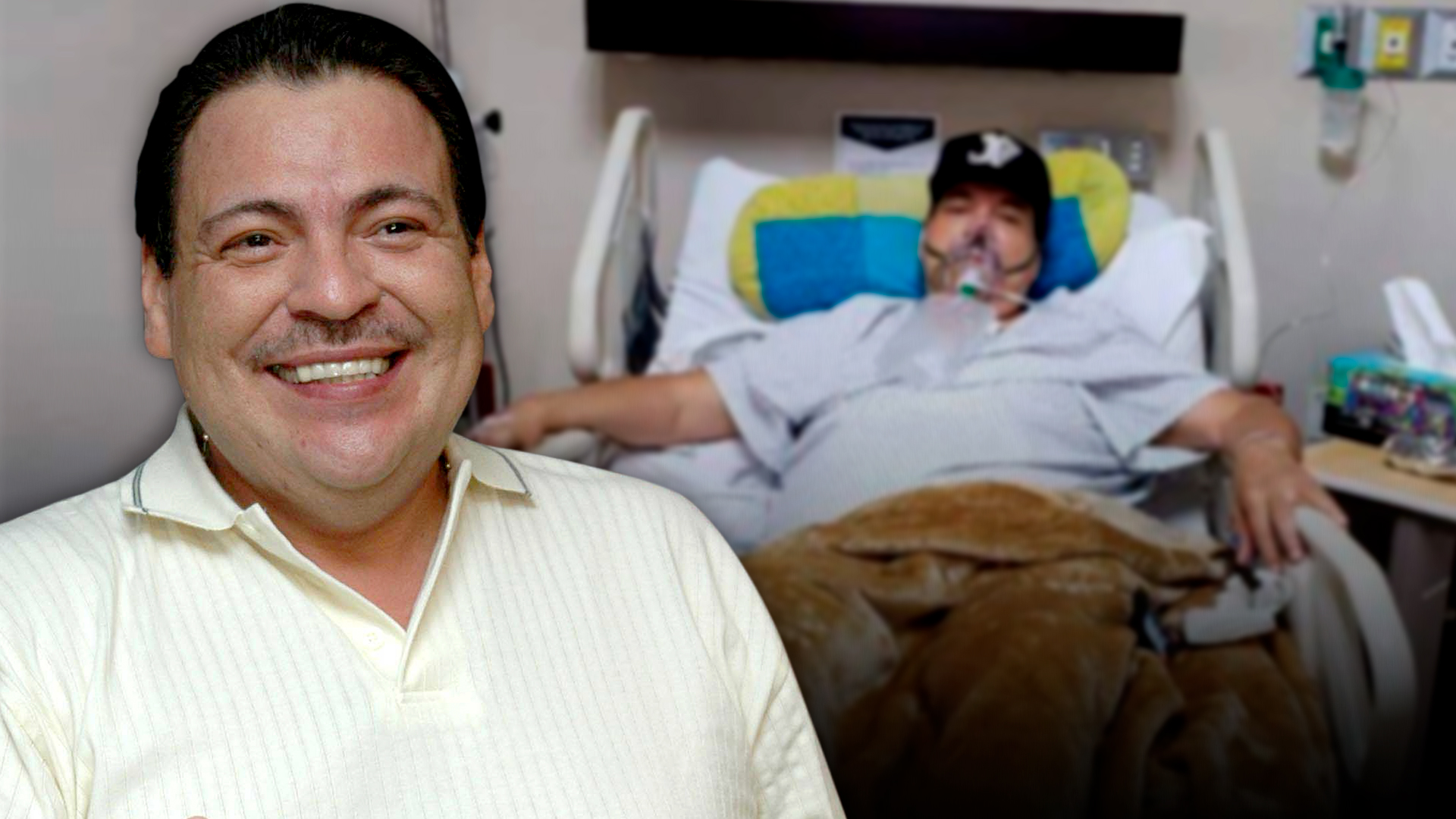 Julio Preciado habla por primera vez tras haber estado al borde de la muerte