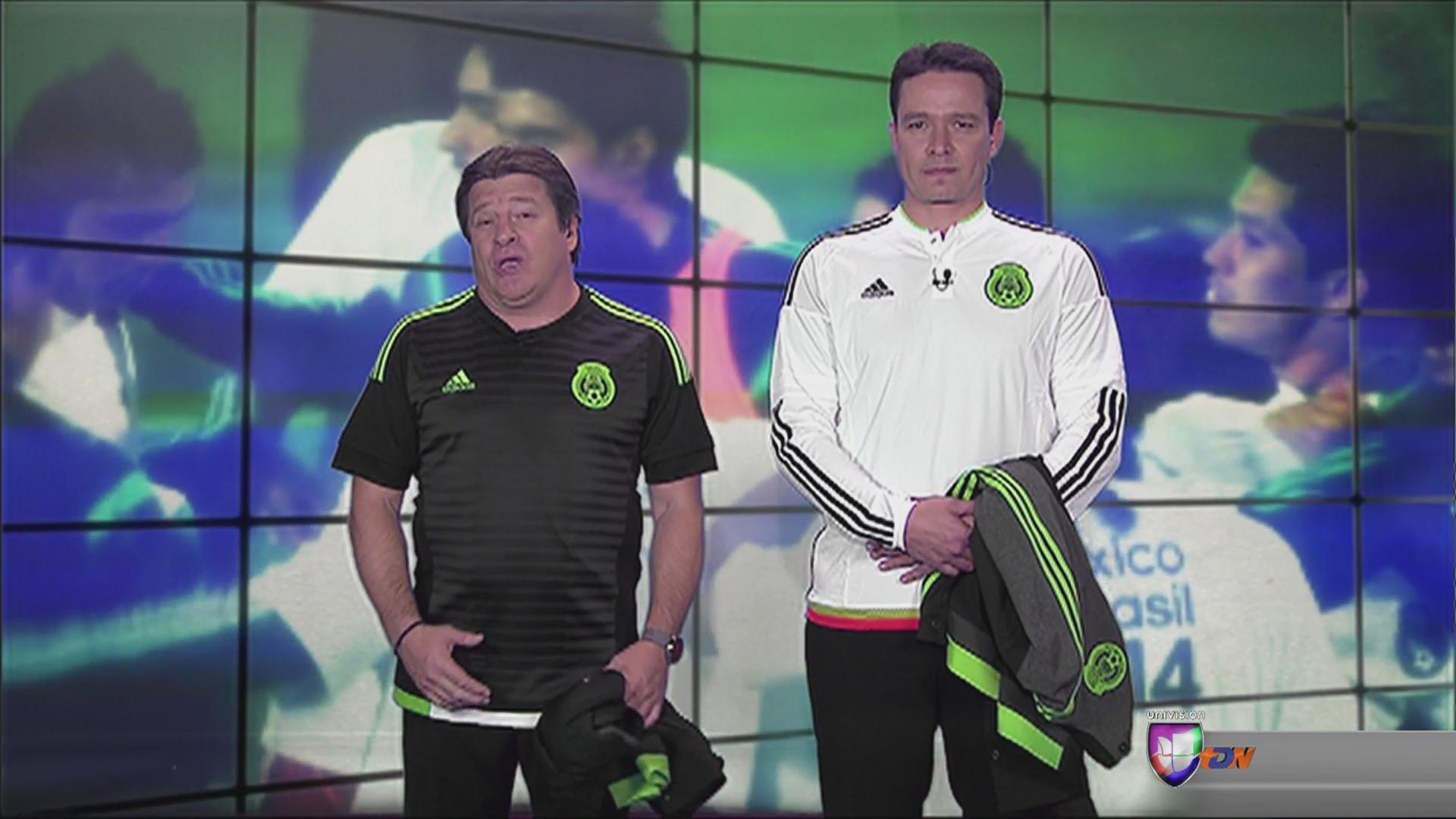 La Selección de México abandona el verde... y habrá quien lo odie ... c2242b9fc3ebc
