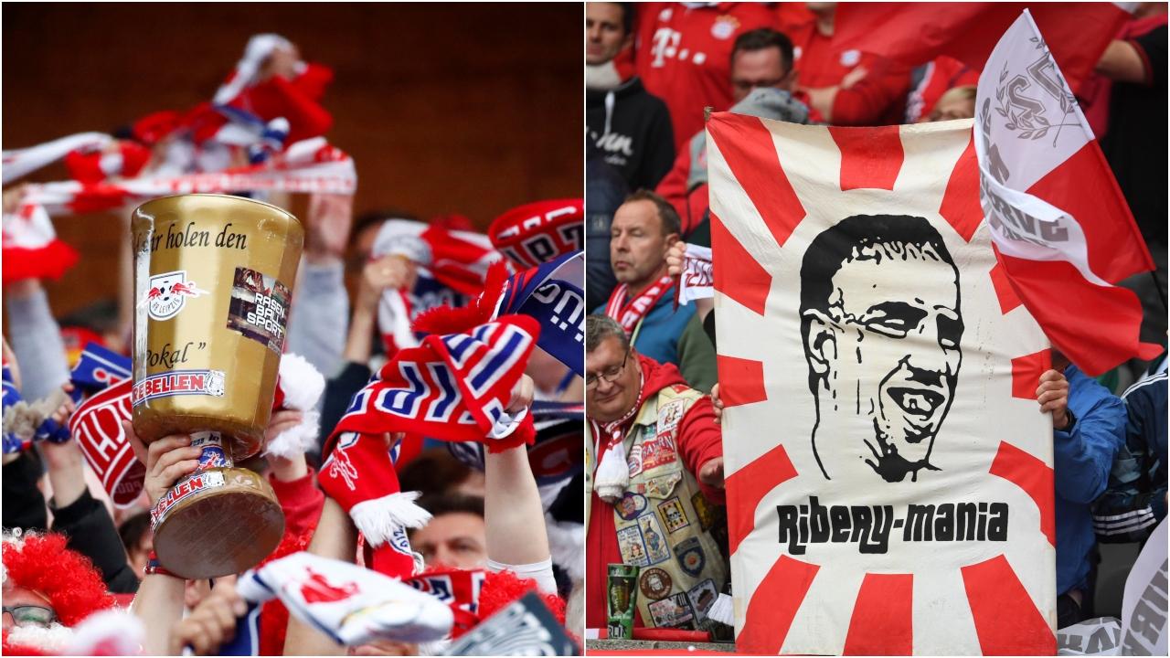 El Olímpico de Berlín vibró este sábado con la Final de la DFB Pokal entre Bayern y Leipzig