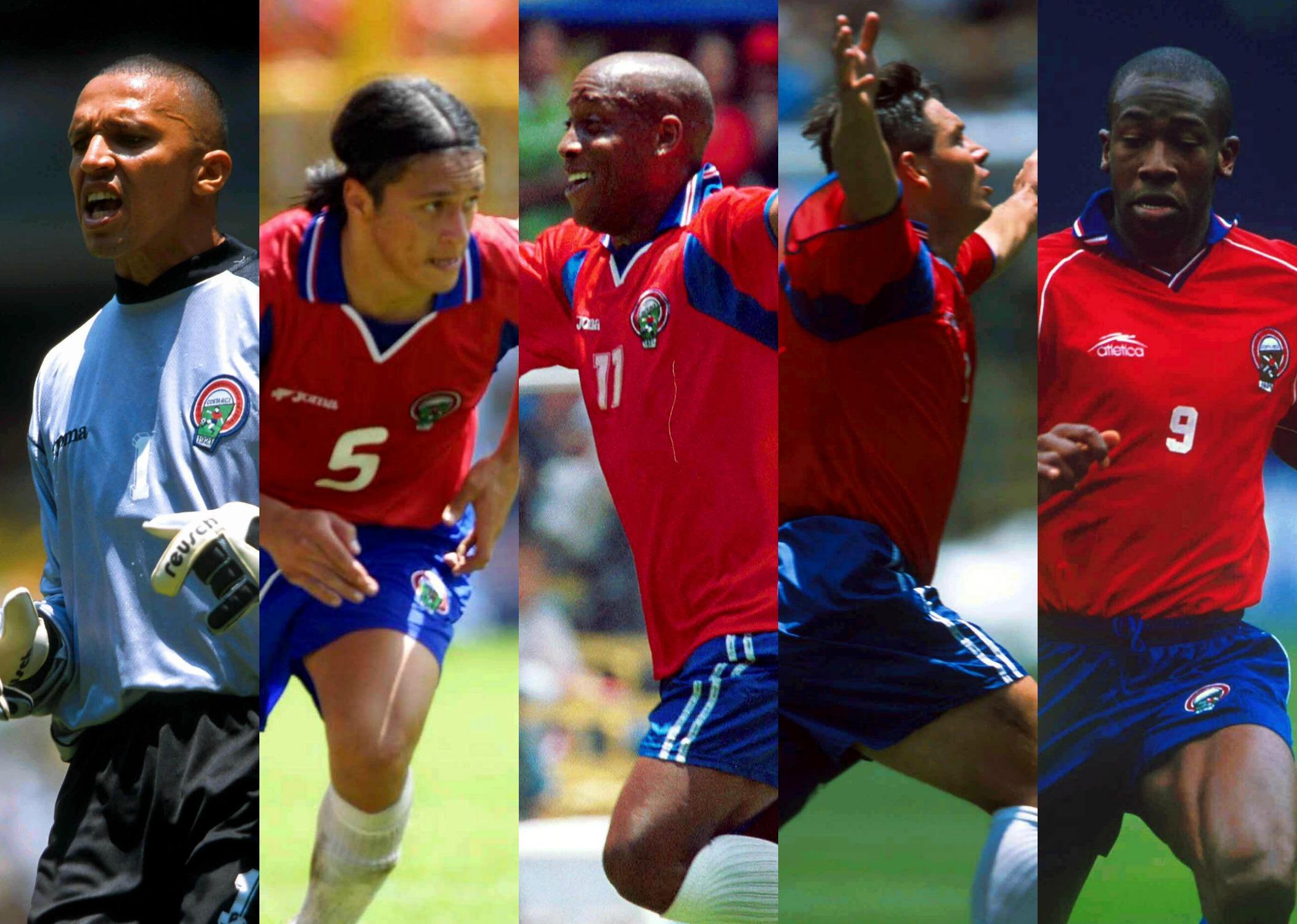 Ellos fueron los héroes de Costa Rica en el 'Aztecazo' rumbo a Corea y  Japón 2002 | Noticias Univision América Latina | Univision