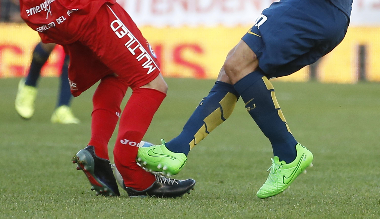 Lesiones escalofriantes en el fútbol mundial