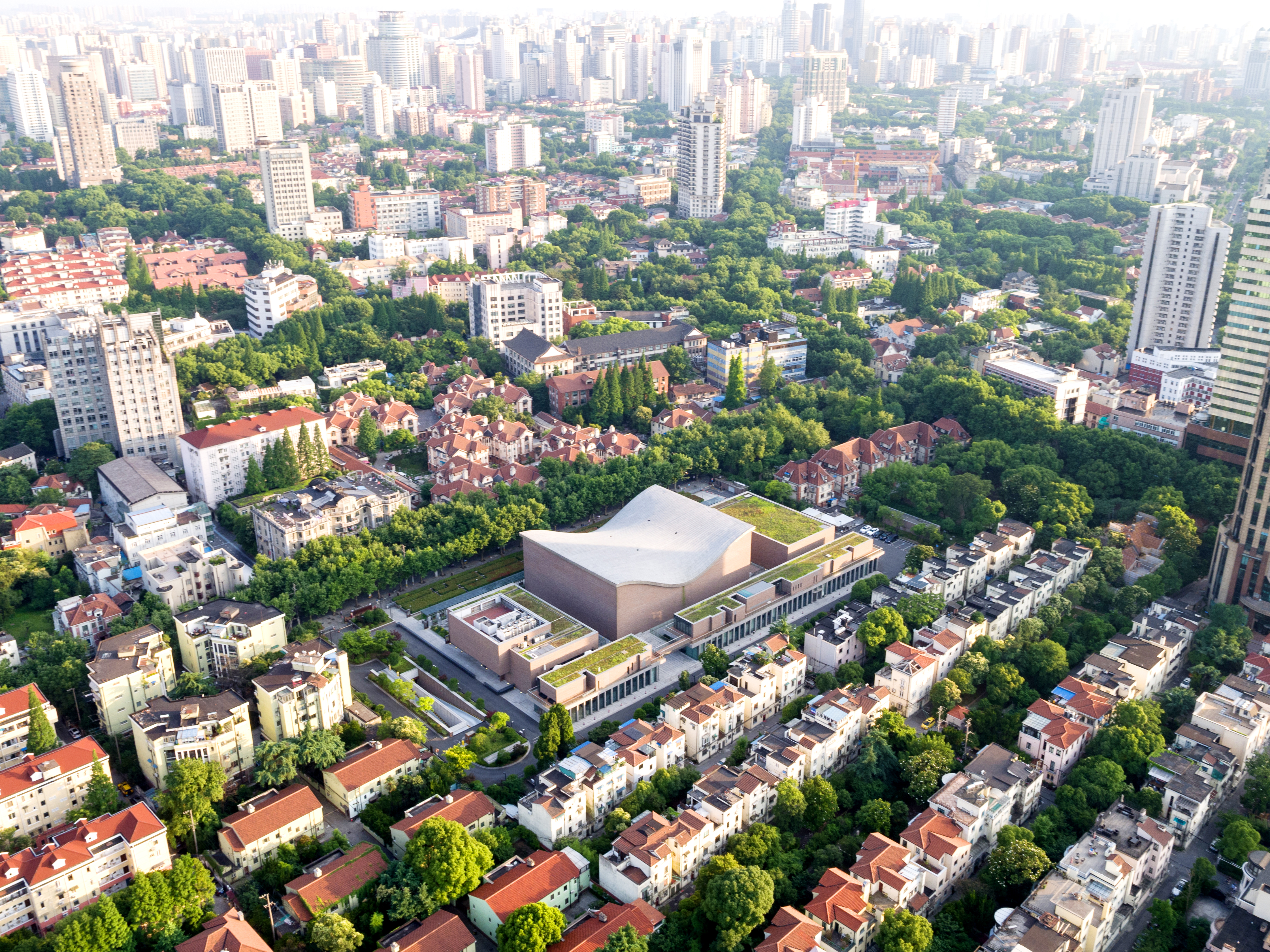 Sala Sinfónica de Shanghai, China.<br/>