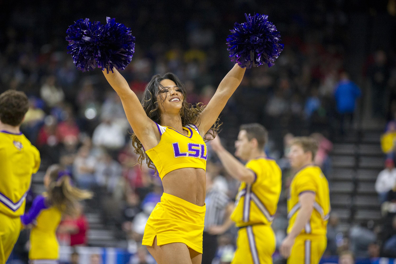 Estas son las porristas más aplaudidas del baloncesto colegial en el Torneo NCAA