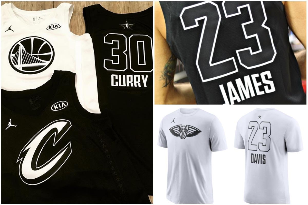 Filtran los posibles uniformes para el NBA All Star Game 2018 ... 693e14926