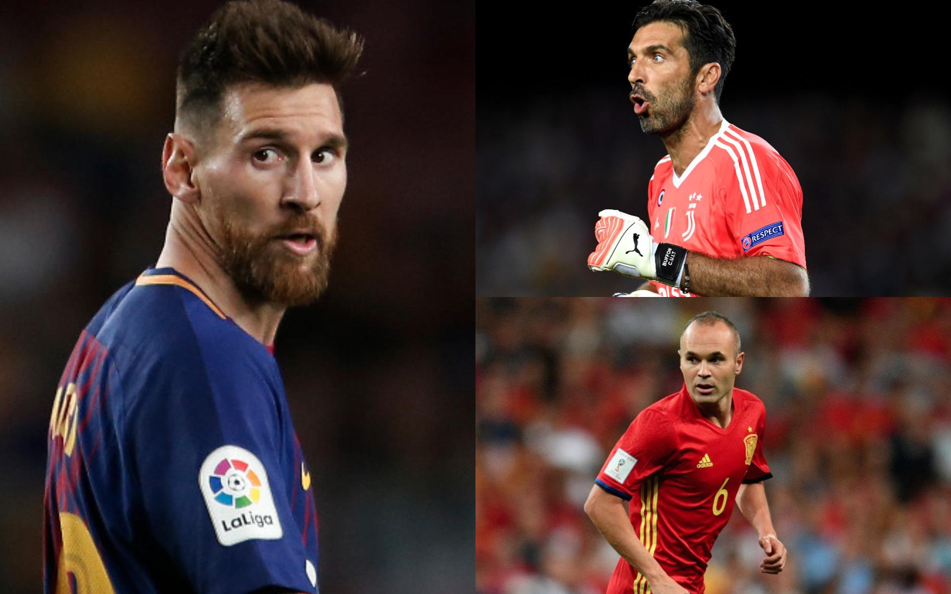 Estrellas de fútbol mundial que aún no renuevan y serían agentes libres en 2018