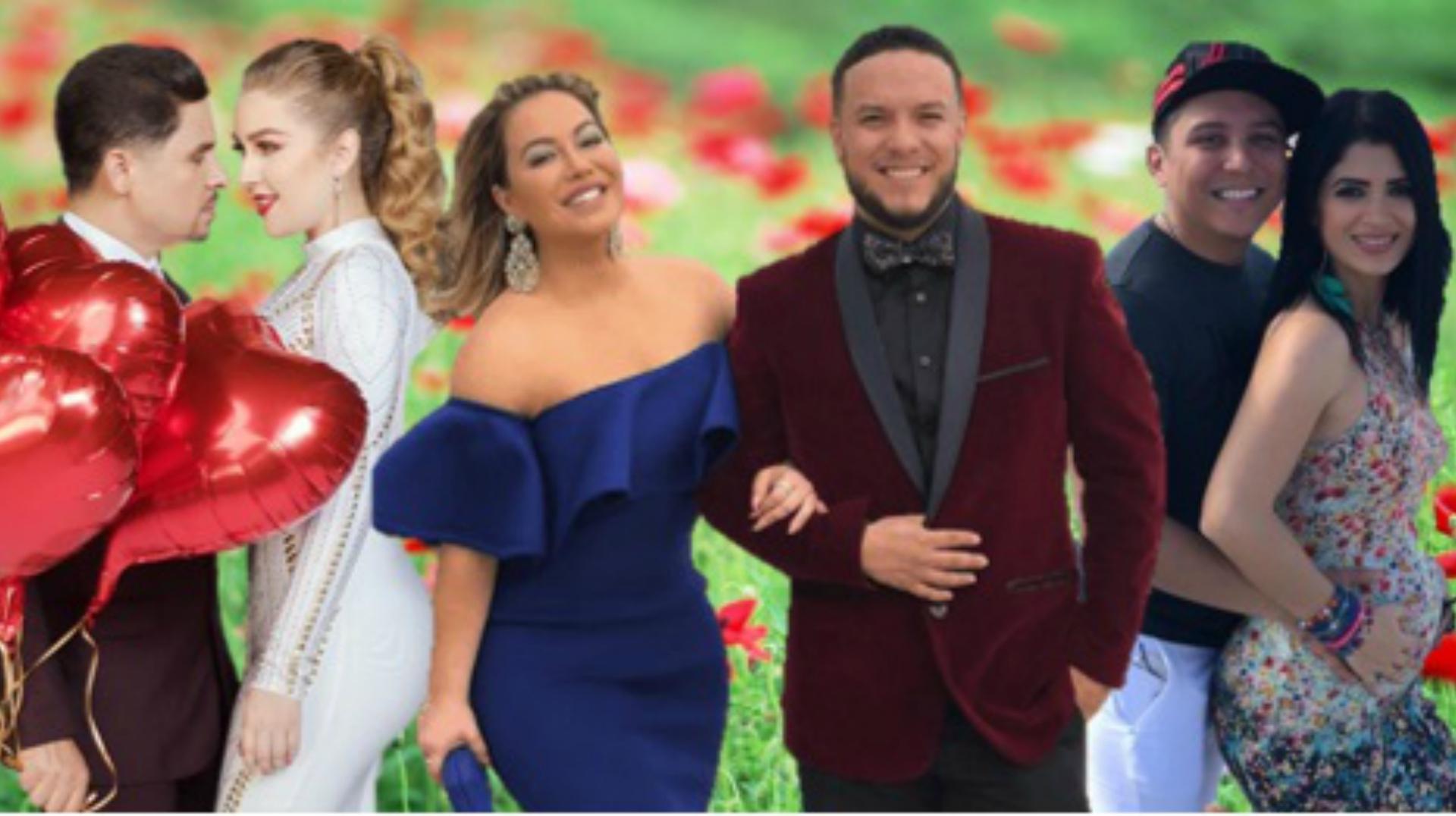 Chiquis Rivera, Larry Hernández y otros famosos celebran el amor no solo en el Día de San Valentín